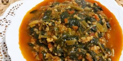 Ispanak Yemeği Tarifi! Ispanak Yemeği Nasıl Yapılır?