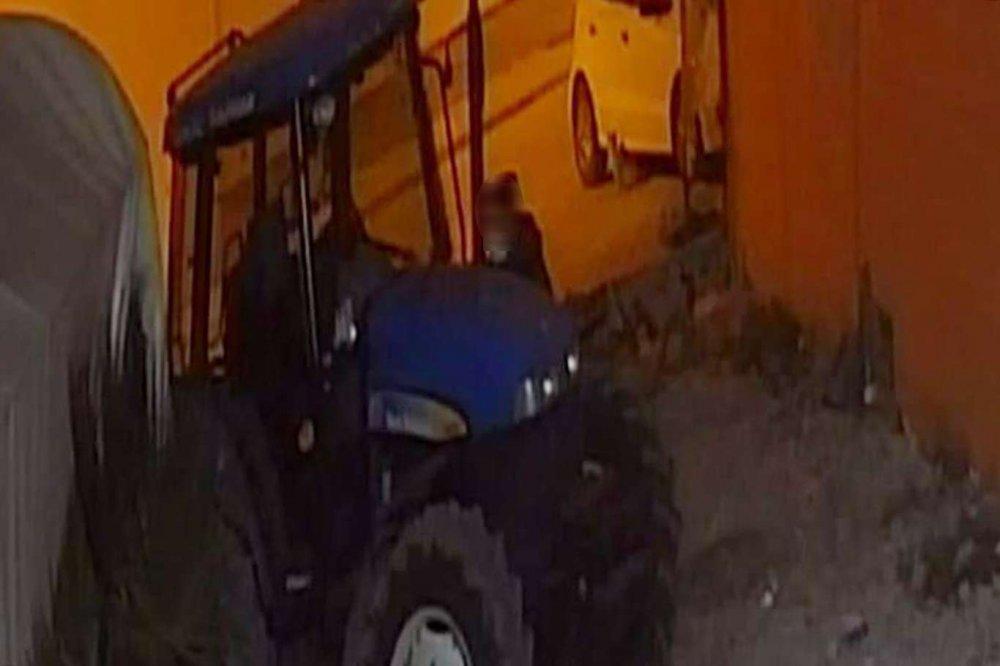 Mardin'de Değeri 250 Bin Tl Olan Traktörü Çaldılar