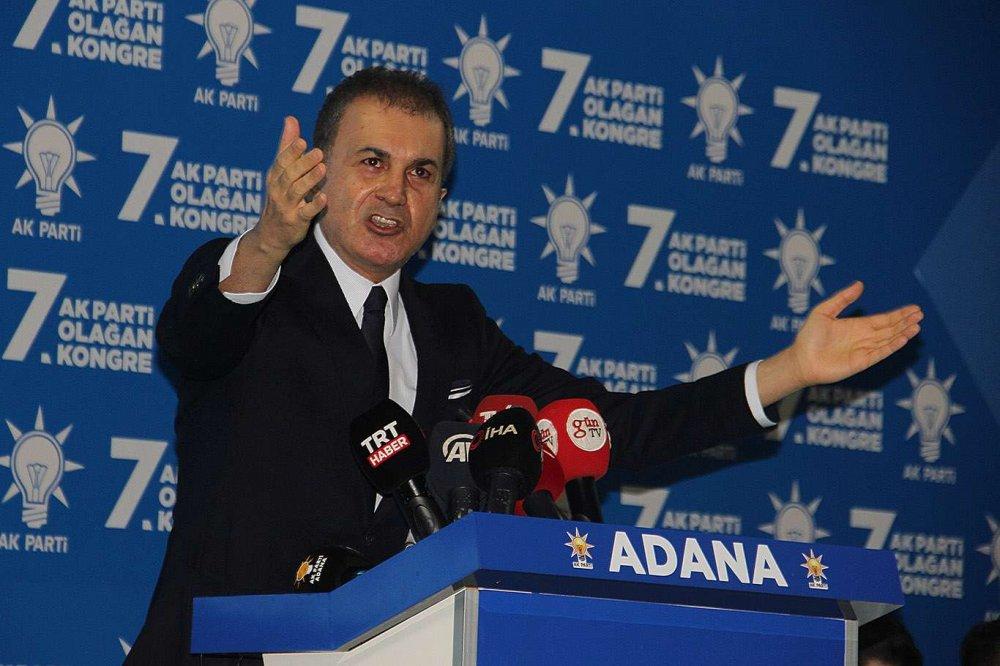 Adana'da Konuşan Çelik: Eskiden Kabe'yi Savunan Vatandaşları İktidar Gücüyle Fişliyorlardı
