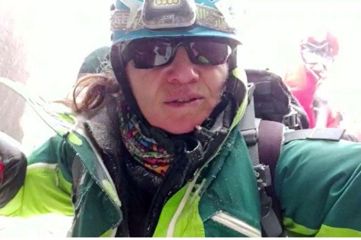 Dağcılık Federasyonu Başkanı Başar, Ağrı Dağı'ndaki Fırtına Engelini Anlattı