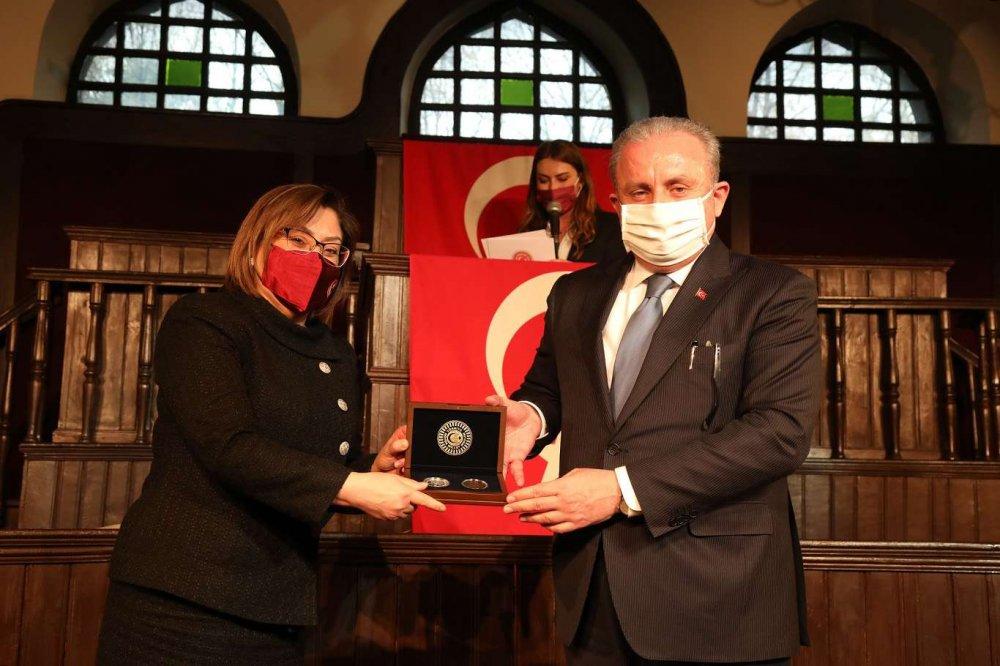 Tbmm Başkanı Şentop: Antep Savunması Sivil Halkın Zaferidir