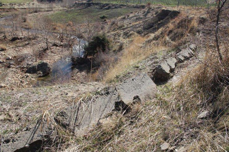 Kuraklık Endişesi Yaşayan Mezra Sakinleri Sulama Kanalları Taleplerini Yineledi