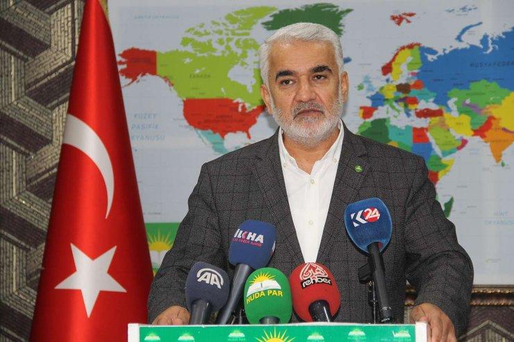 Hüda Par Genel Başkan Vekili Yapıcıoğlu: Yeni Anayasada Üzerimize Düşeni Yapmaya Hazırız