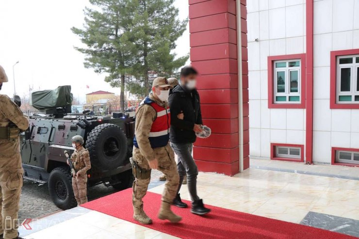 Diyarbakır Tırpan-2 Operasyonunda 7 Kişi Tutuklandı