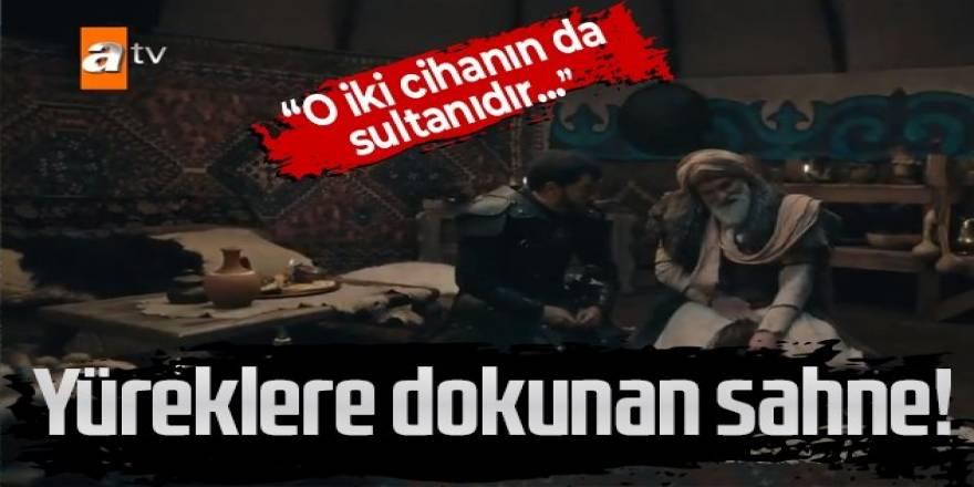 Kuruluş Osman Son Bölümde Duygulandıran Sahne!